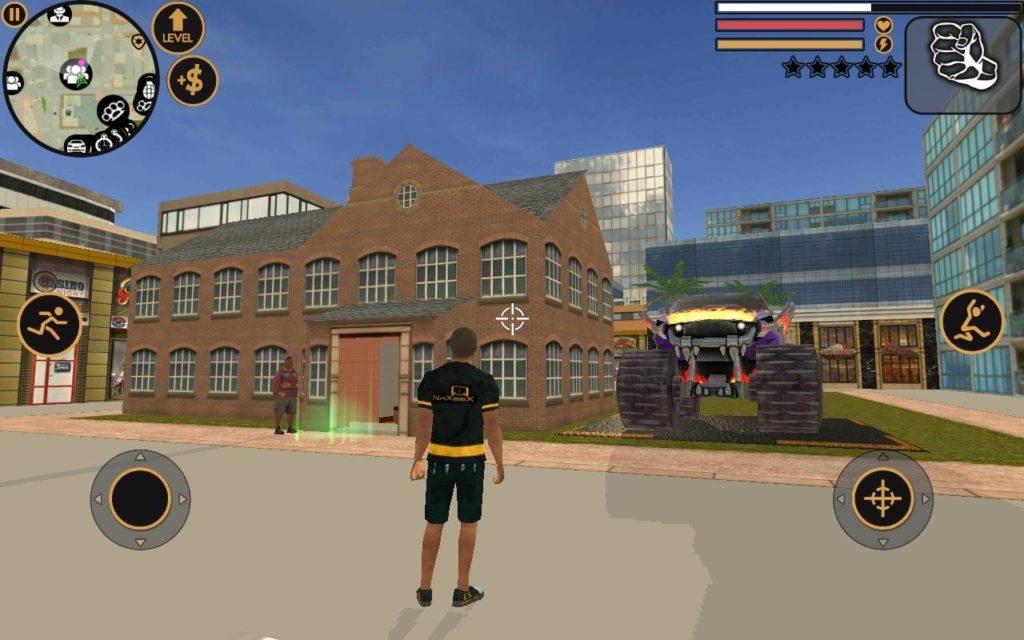 تحميل لعبة vegas crime simulator أحدث إصدار