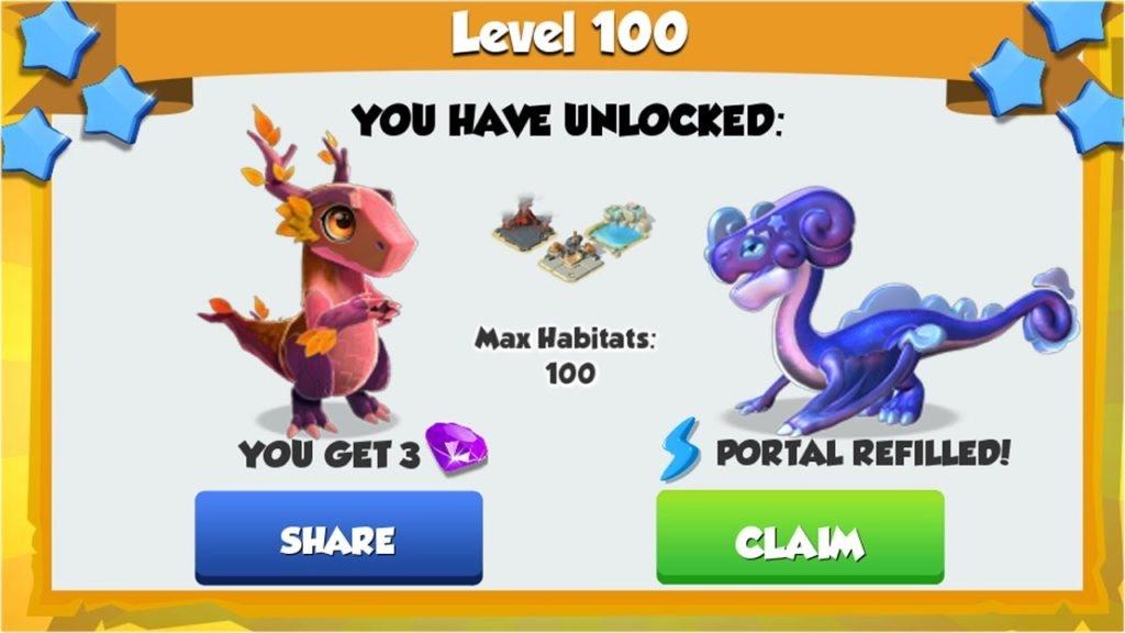 شرح لعبة dragon mania legend