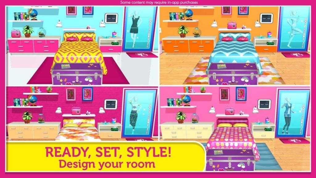 تحميل لعبة barbie dream house أحدث إصدار