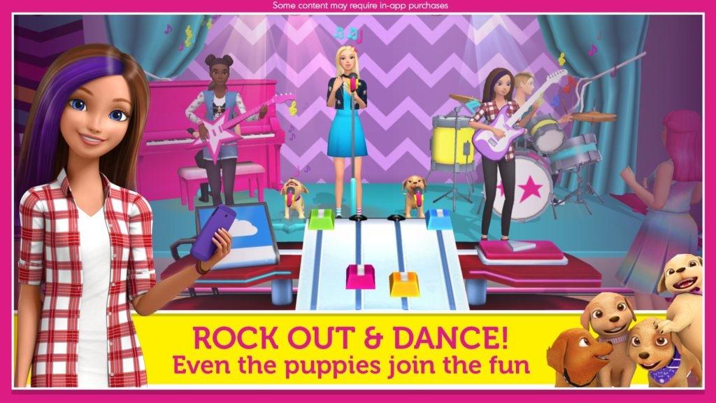 تحميل لعبة barbie dream house برابط مباشر ميديا فاير