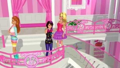 كيفية تحميل لعبة barbie dream house