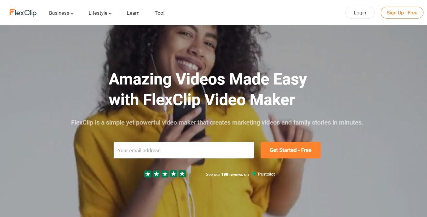 موقع تعديل الفيديوهات