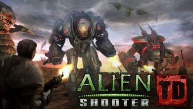 alien shooter 3