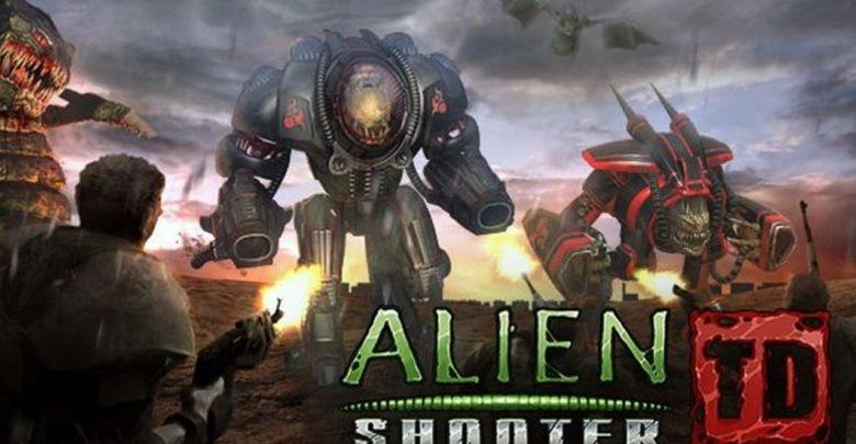 alien shooter 3