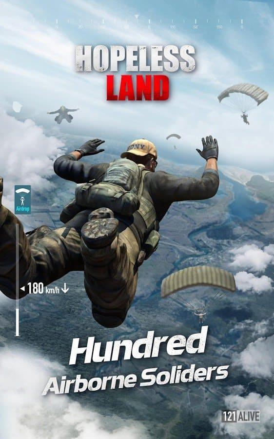 تحميل لعبة hopeless land أحدث إصدار