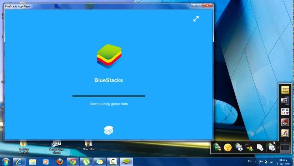 تحميل برنامج Bluestacksللكمبيوتر برابط مباشر