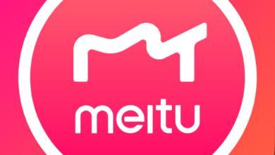 تحميل برنامج Meitu للاندرويد