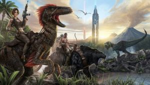 Download ARK: Survival Evolved Android APK