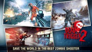 تحميل لعبة DEAD TRIGGER - Offline